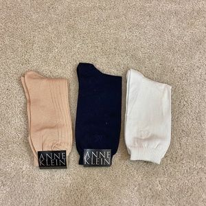 Anne Klein | Sock Bundle